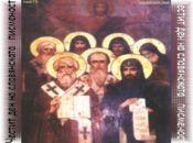 Учениците на Кирил и Методии