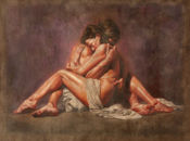 erotichni kartichki  art  133