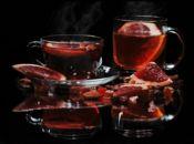 Чаши чай горски плодове!
