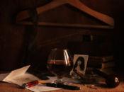 Чаша с вино и сбогуване!