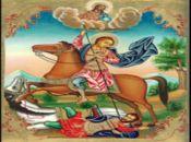 Свети Димитър- икона  Честит Имен Ден