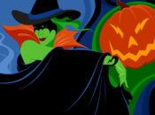 Картичка карнавал маски танци Хелоуин!