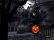 Картичка зловеща тъмна нощ!