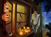 Картичка Хелоуин нощ!