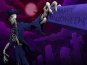Картичка щастлив Хелоуин!