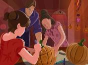 Хелоуин в къщи