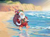 Забавна Коледна Картичка-на юг!