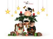 Весела Коледа и Щастливи Зимни Празници!