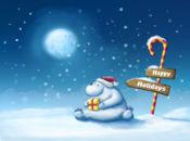Честит и Зимни Празници Мили Дечица!