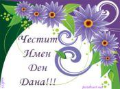 Честит Имен Ден Дана!!!