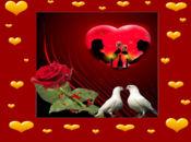 Нежна романтична любов!