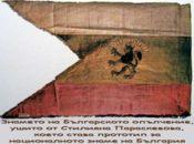 Знамето на Българското опълчение!