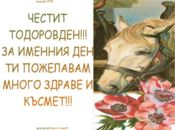 ЧЕСТИТ ТОДОРОВДЕН!!!