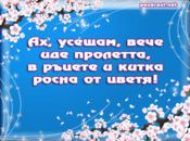 Пролет - ЕЛИН ПЕЛИН