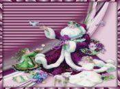 Коледна анимирана картичка1254