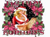 Коледна анимирана картичка1257
