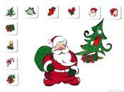 Коледна анимирана картичка1263