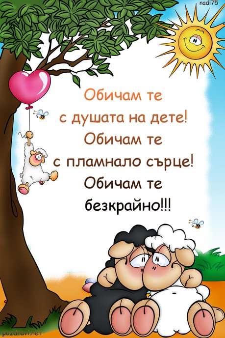 Всичко на земята е любов!