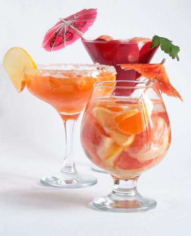 Наздравица с плодов коктейл!