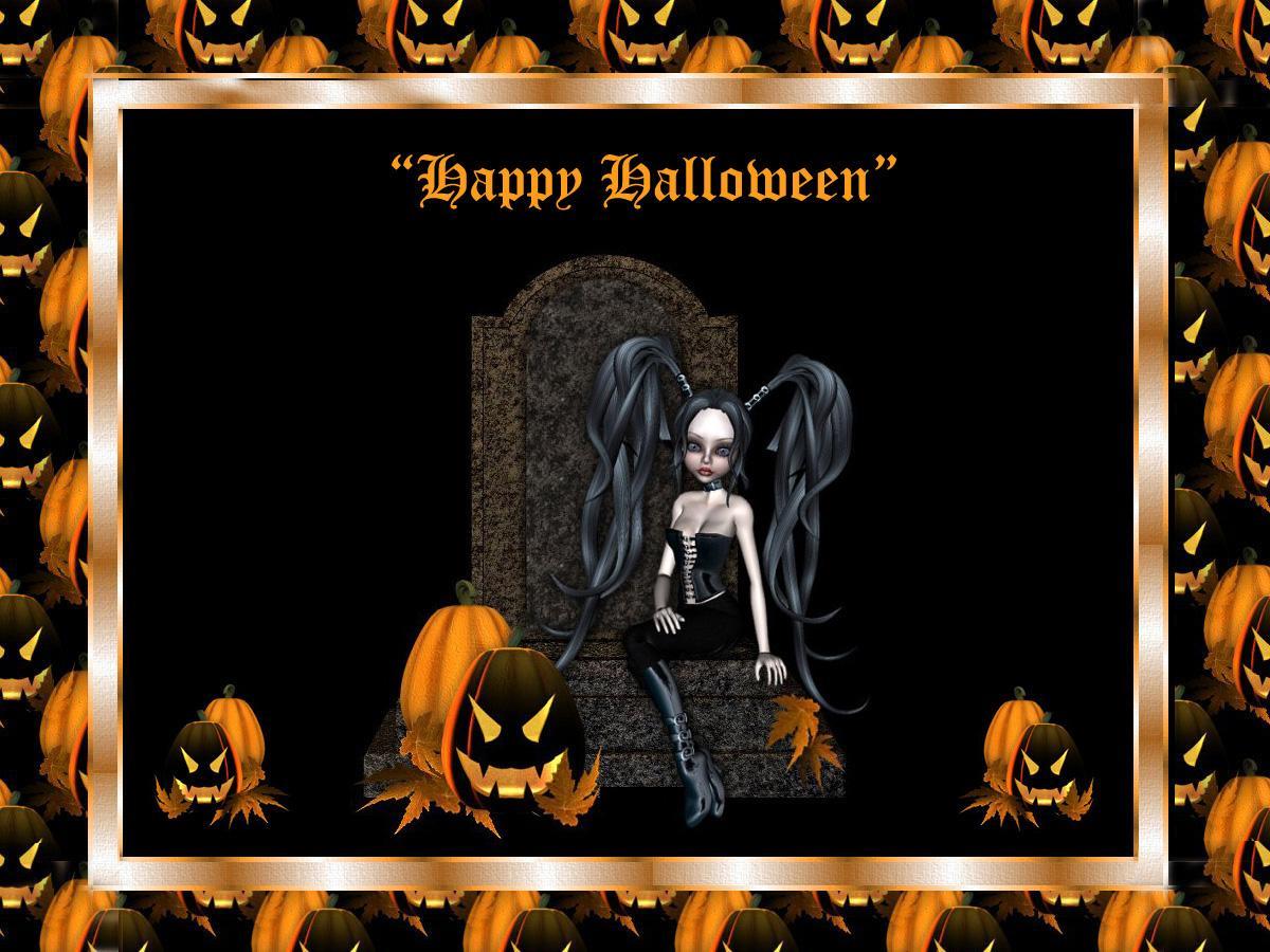 halloween–щастлив хелоин