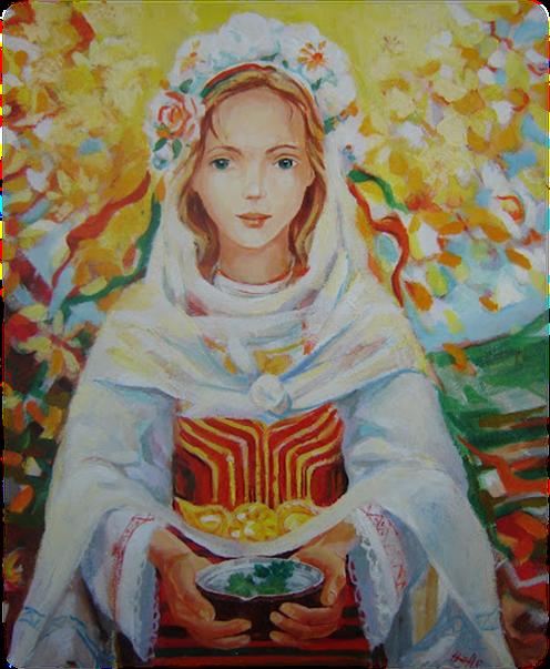 Лазарка-типична българска традиция!