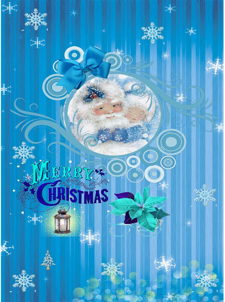 Весела щастлива Коледа!