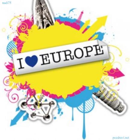 Ден на Европа Девети Май
