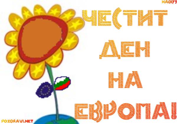 Европейско цвете